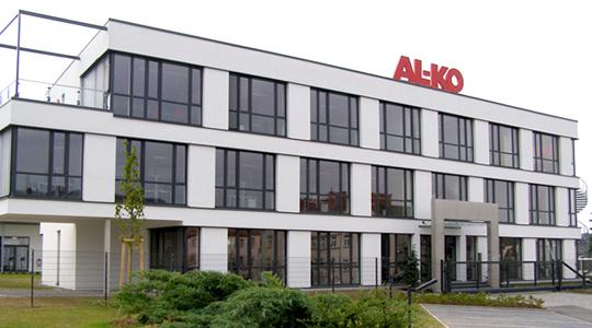 Офис фирмы AL-KO