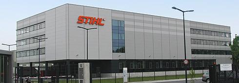 Офис компании STIHL